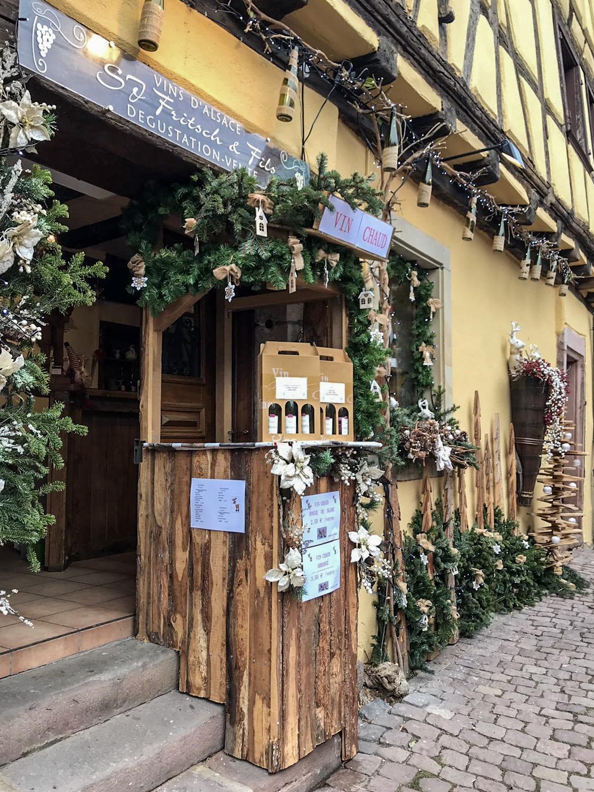 Vinarije u Riquewihr-u