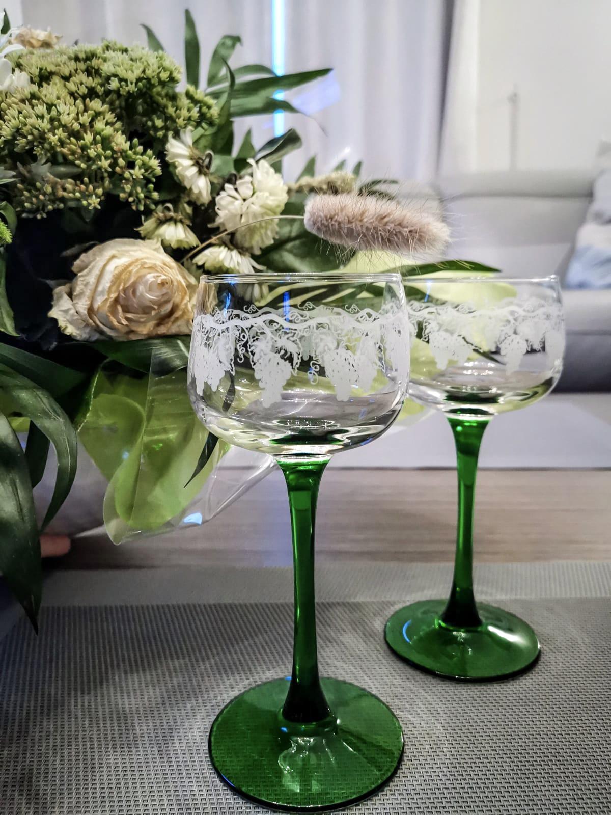 Alzaške čaše za vino