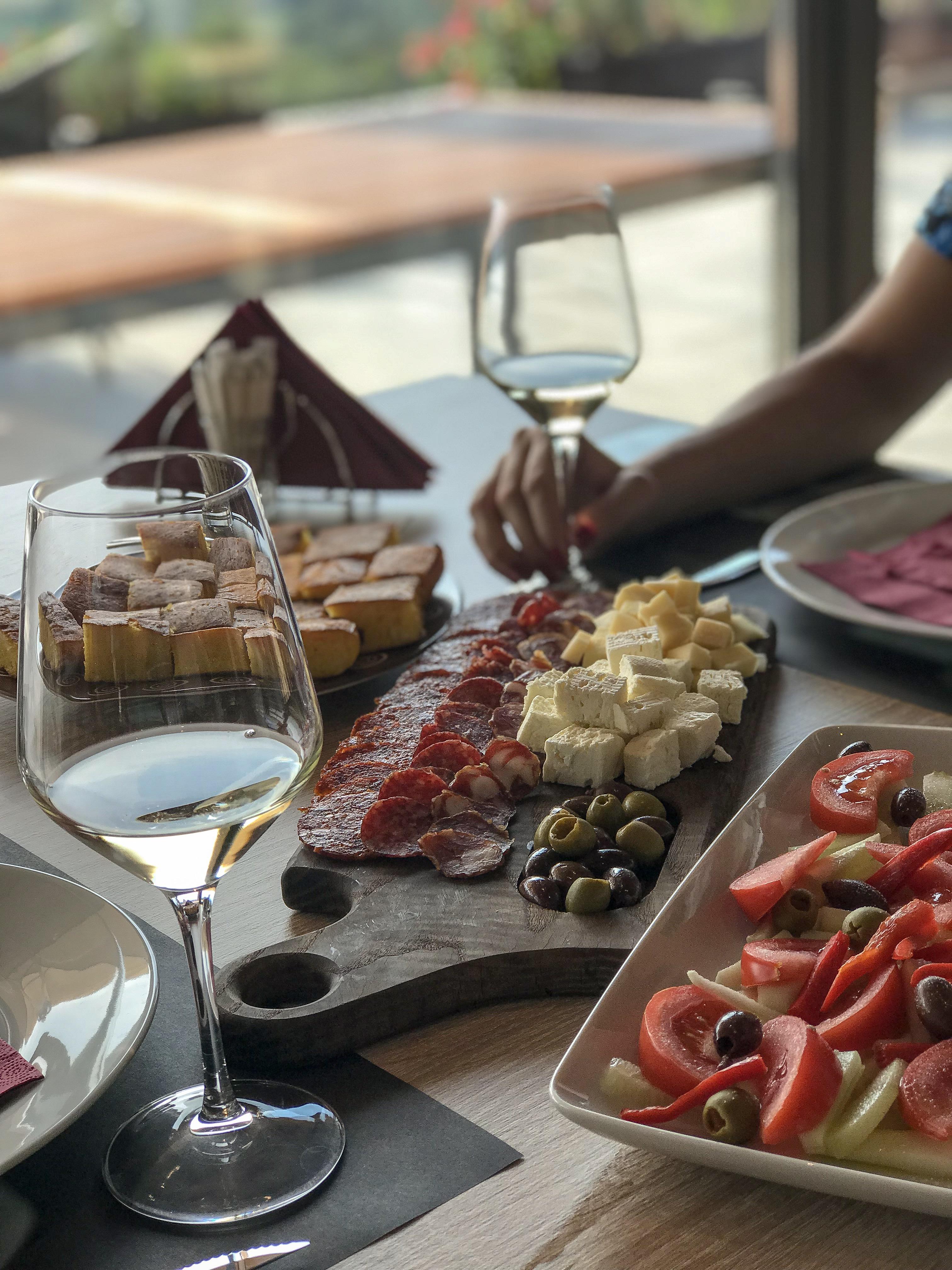 Vino & hrana