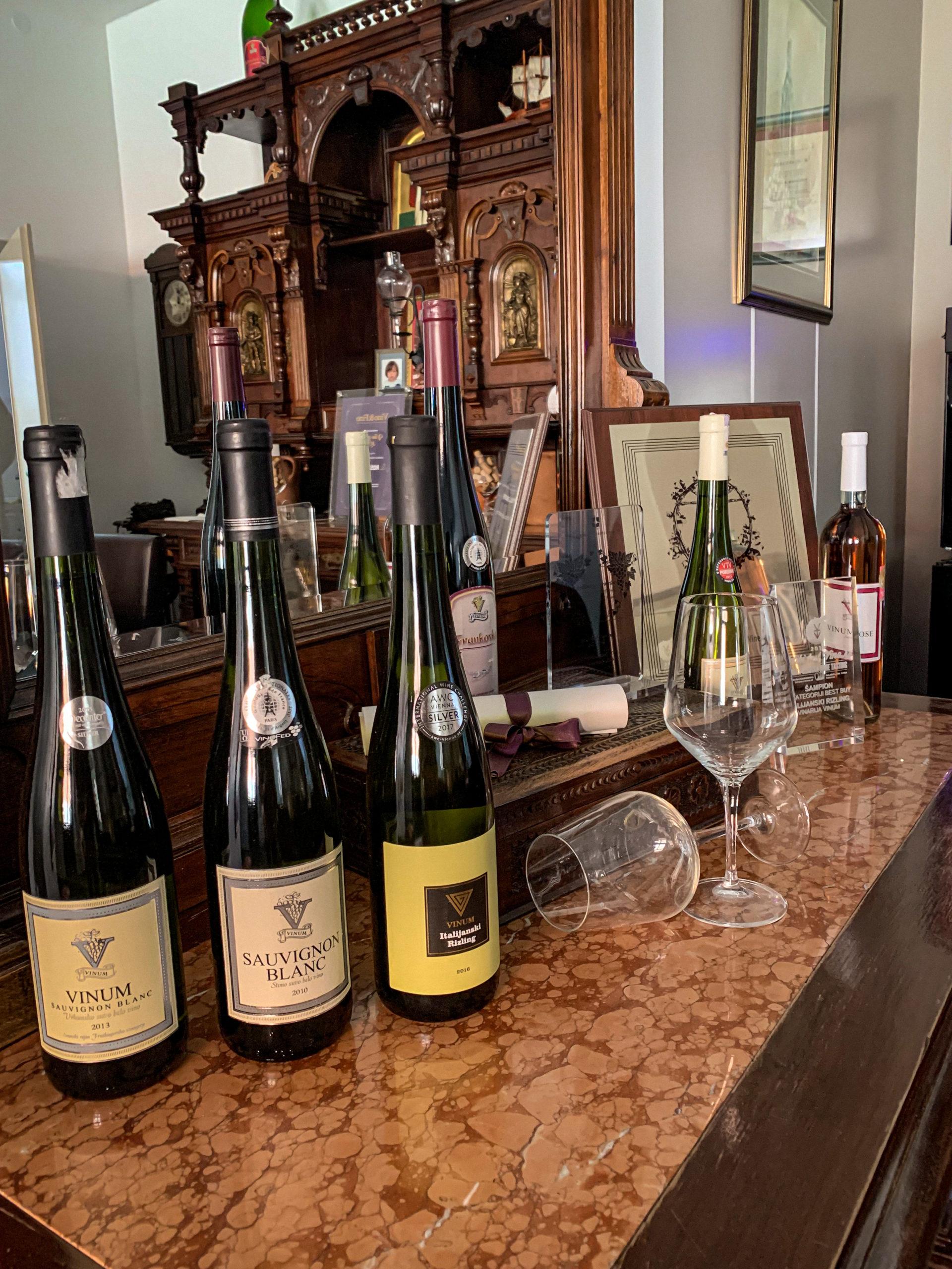 Vinum vinarija