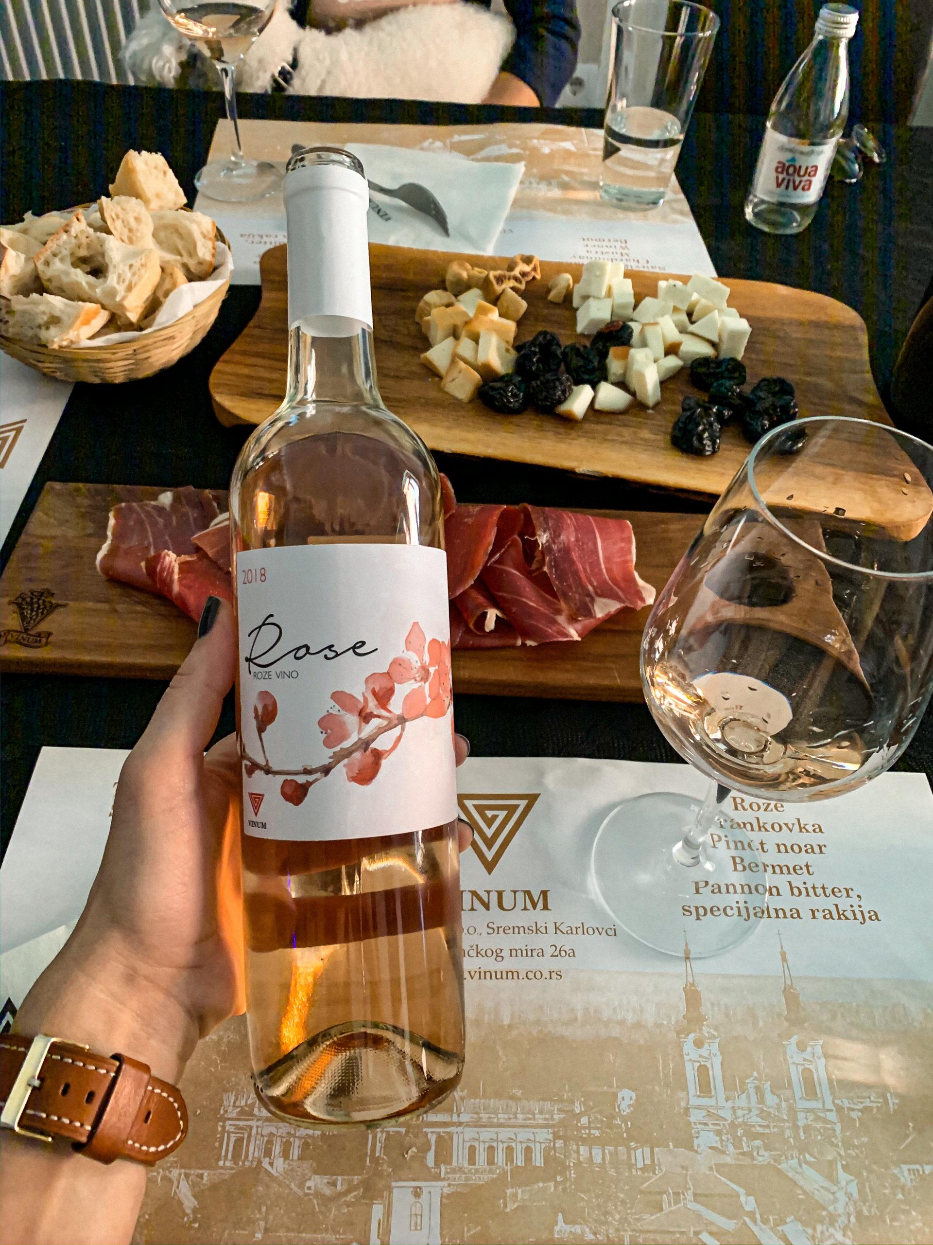 Rose vinarije Vinum