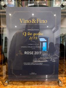 Nagrada Vino & Fino magazina