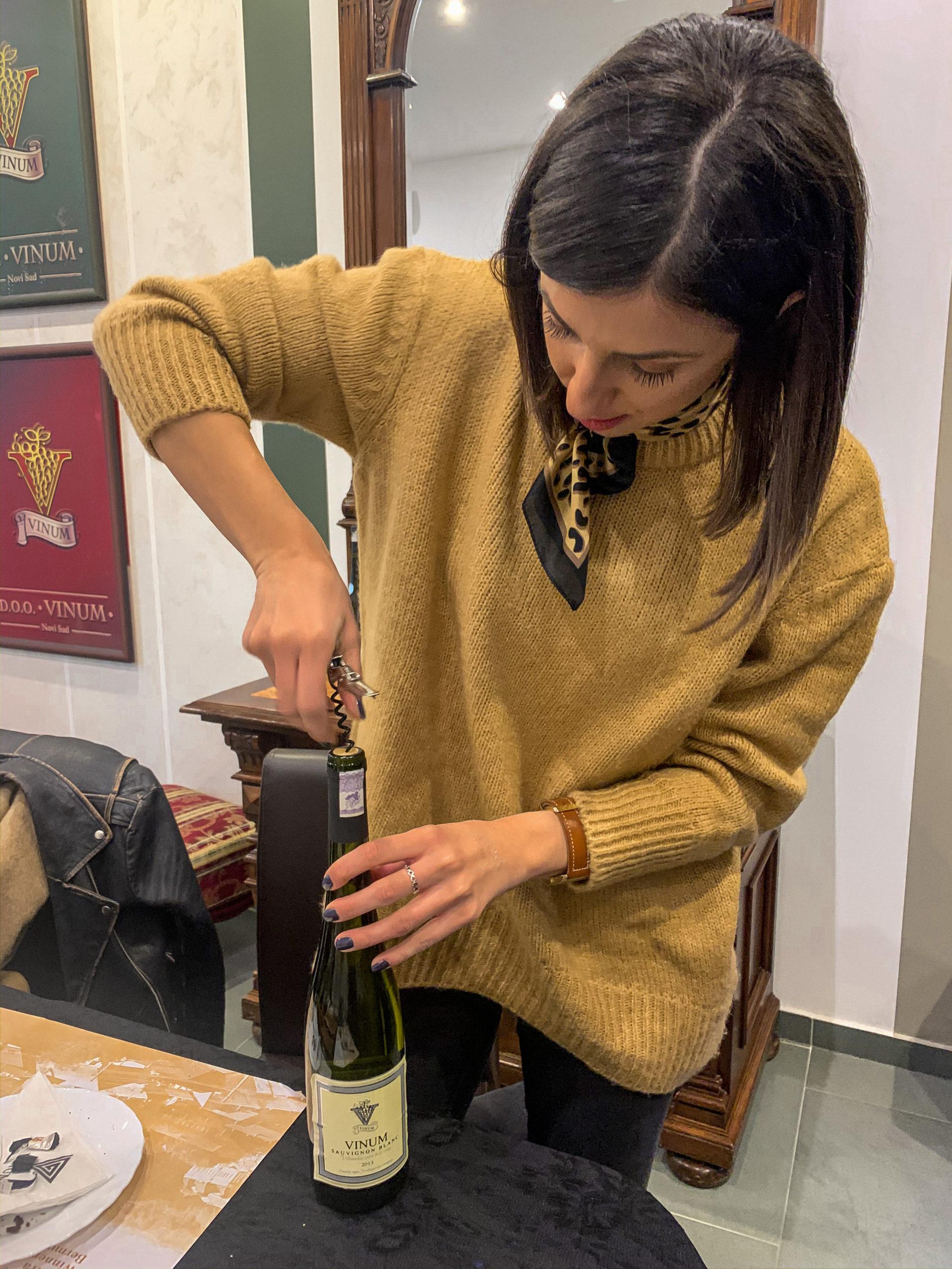 Otvaranje vina