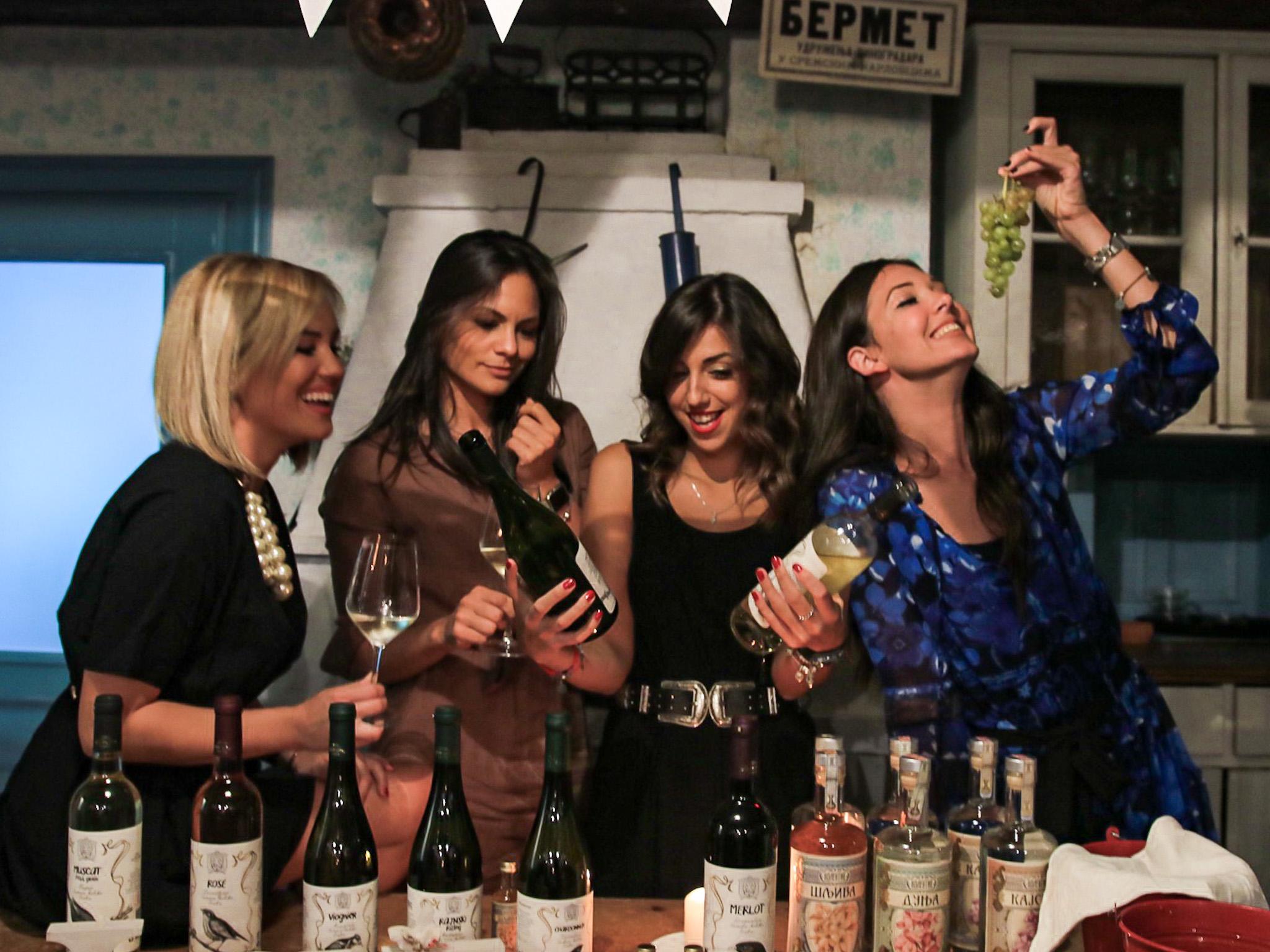 Koje je tvoje omiljeno vino?