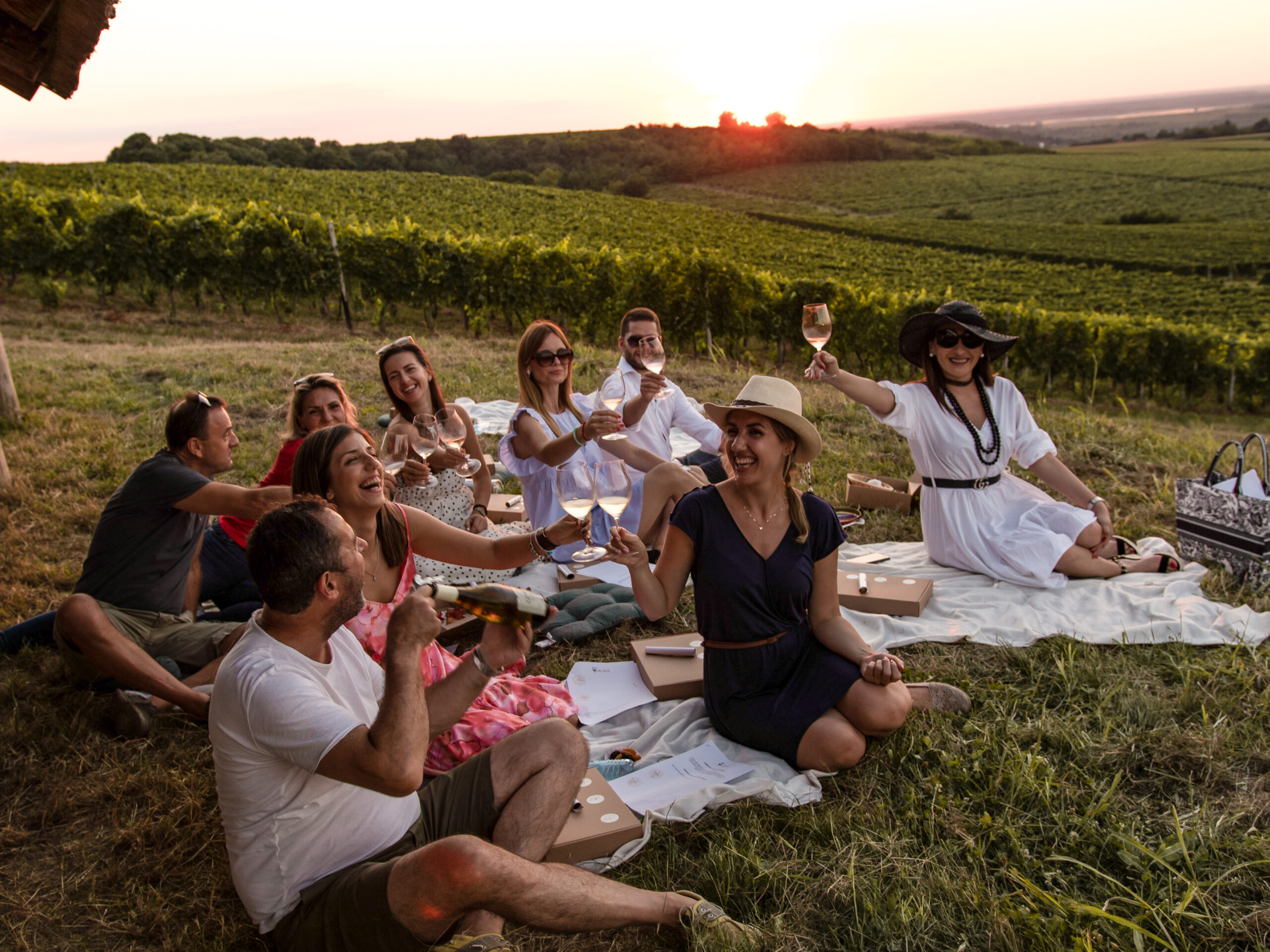 Vinski kutak piknik